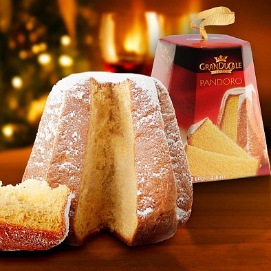 Gâteau de noël - Pandorino mini Pandoro