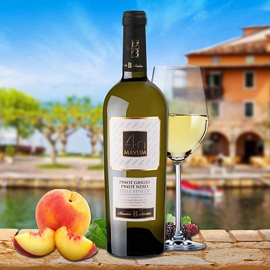 Mavum Pinot Bianco Pinot Nero IGT delle Venezie