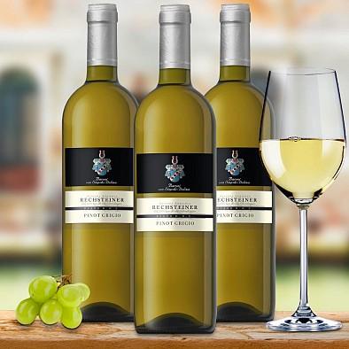 Offerta promozionale 3 bottiglie Pinot Grigio