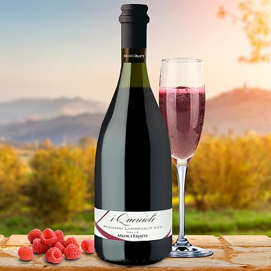 Lambrusco Rosso dolce