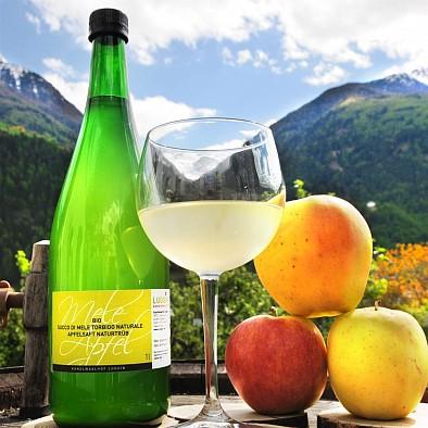 Succo di mele del Sudtirolo BIO