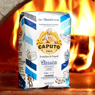Farine Caputo Blu Type 00