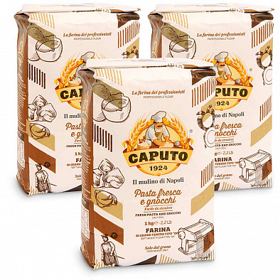 Caputo Farine Pasta Fresca Set