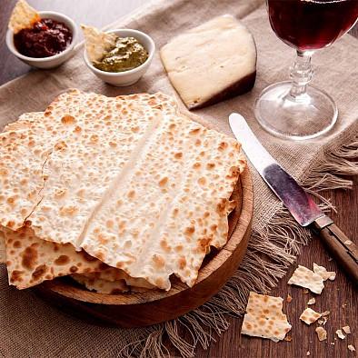 Pergamena di pane classico