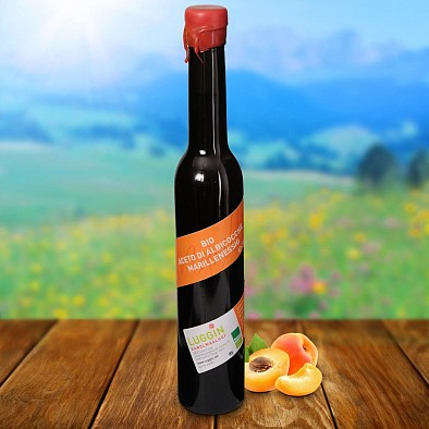 Aceto di Albicocche Biologico Alto Adige