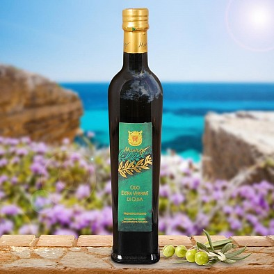 Murgo huile d'olive Sicile