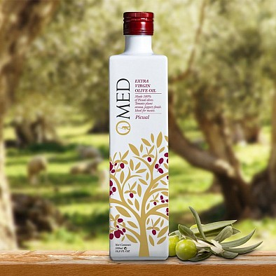 Huile d'olive O-Med Picual