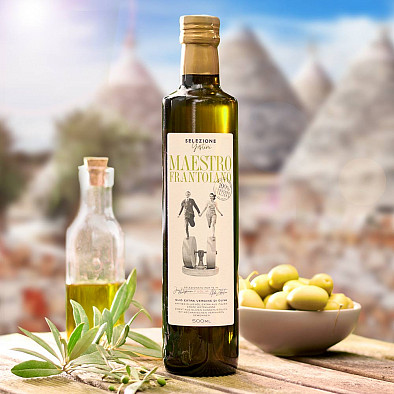 Maestro Frantoiano - Huile d'olives