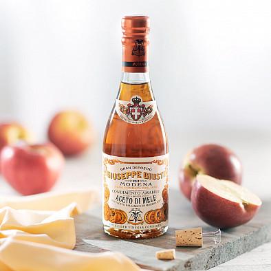 Vinaigre de pomme - raffiné au vinaigre balsamique