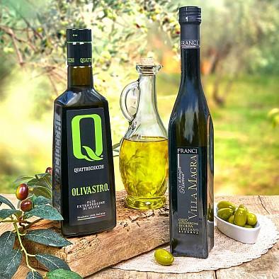 DUO – Meilleure huile d'olives d'Italie 2019 x2