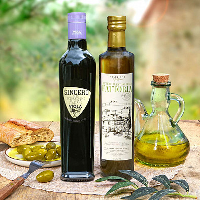 Meilleure huile d'olive italienne 2020 – Duo
