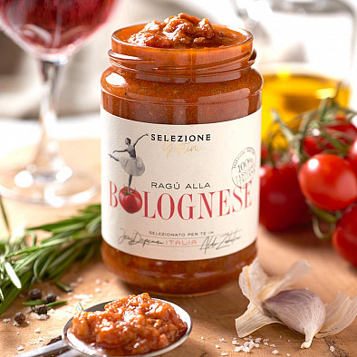 Sauce tomate bolognese
