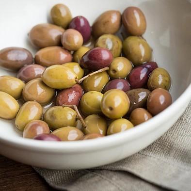 Taggiasca Olive in Salamoia