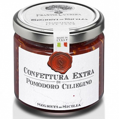 Confettura Extra di Pomodoro ciliegino