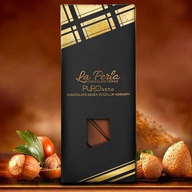 Cioccolato PURO Nero - senza zucchero