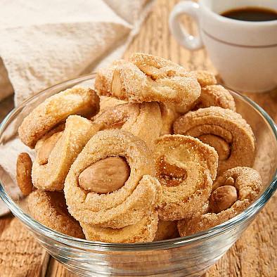 Mandorlotti - Biscuits italiens aux amandes