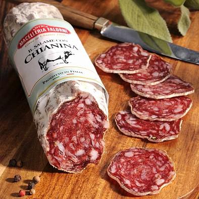 Saucisson toscan à la viande de Chianina