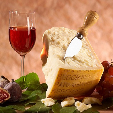 Parmigiano Reggiano stravecchio 36 mesi - in una confezione regalo