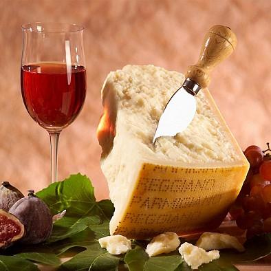 Parmigiano Reggiano stravecchio D.O.P. 36 mesi
