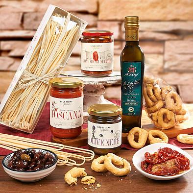 Buona sera - dîner italien