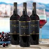 Offerta promozionale 3 bottiglie Primitivo Salento IGT