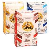 Molino Caputo - 3 tipi di farina
