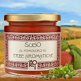 Sugo al pomodoro ed erbe aromatiche