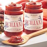 Lot de 2 sugo alla siciliana