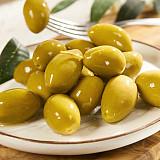 Olives géantes - vertes non dénoyautées