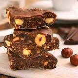 Torta Panforte al Cioccolato