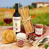 Panier cadeau Corbello Toscana