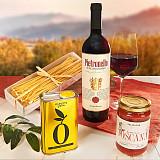 Corbeille gourmande Casa Italia