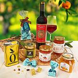 Corbeille cadeau Bella Sicilia