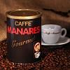 Expresso Manaresi Gourmet avec grains non moulus