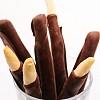 Rubatà ricoperto al cioccolato Grissini au chocolat