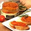 Pâté végétal épicé au piment Agrestis Sicile