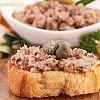 Pate di tonno e salmone Pâté de thon et de saumon Locanda La Posta
